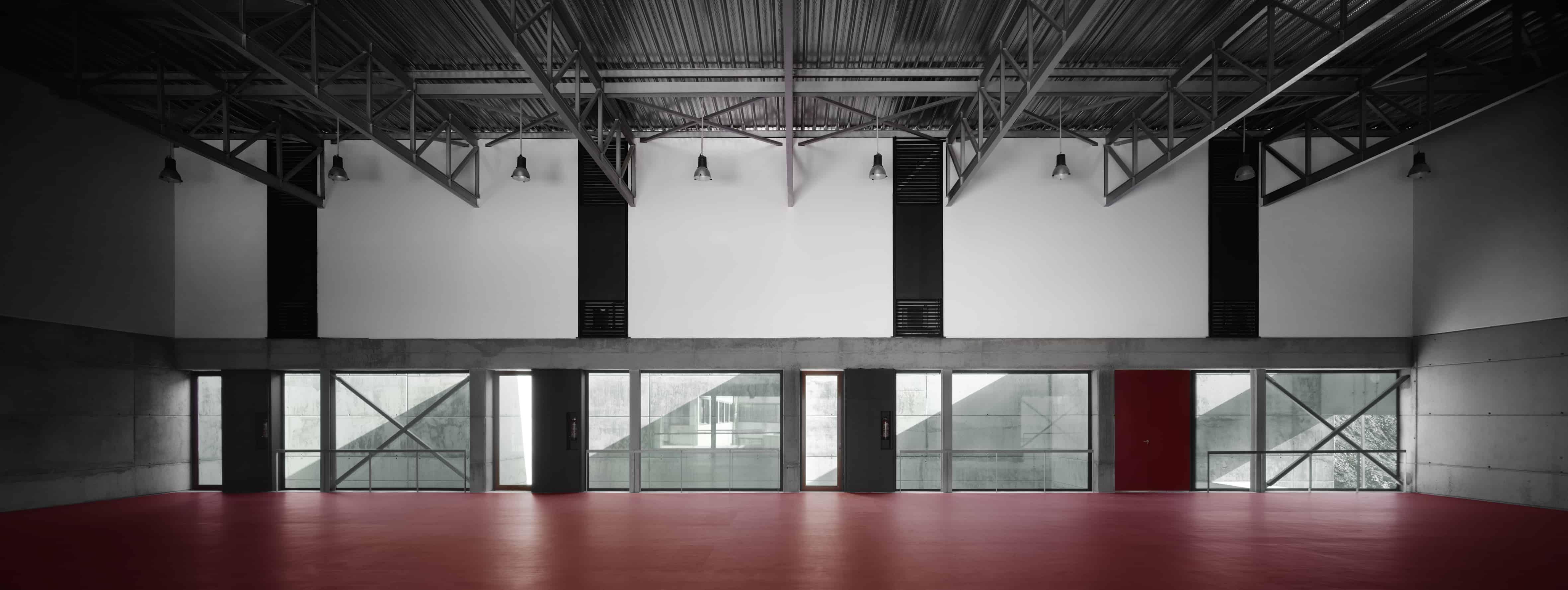Pabellón Malpartida - LANDINEZ+REY | equipo L2G arquitectos, [eL2Gaa]