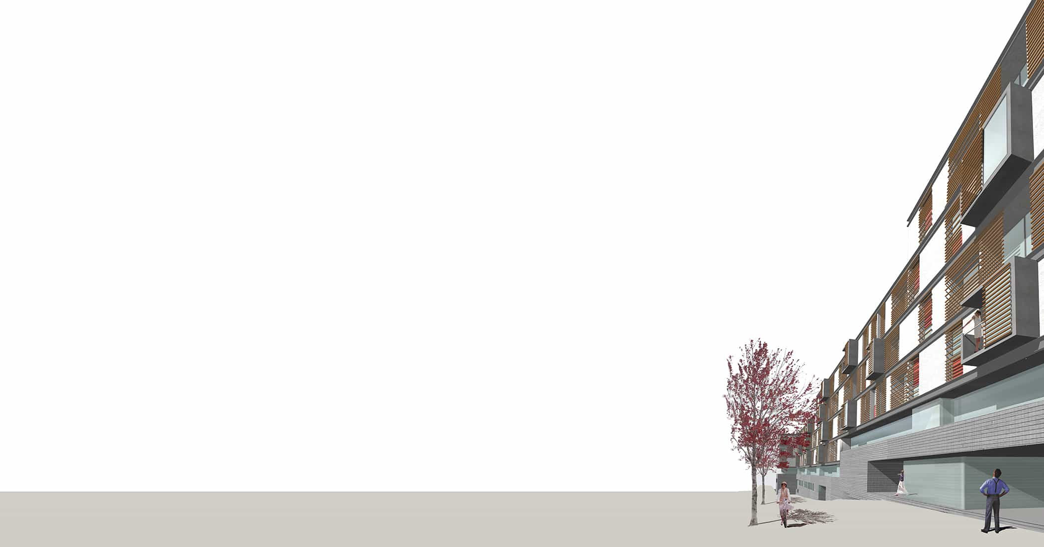 PORTFOLIO arquitectura - viviendas Getafe - LANDINEZ+REY arquitectos [e L2Gaa ]
