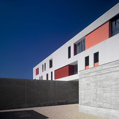 IES CORIA - LANDINEZ+REY | equipo L2G arquitectos, slp [ eL2Gaa ]