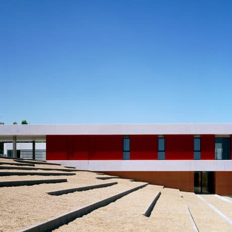IES Badajoz- arquitectura extremadura- LANDINEZ+REY | equipo L2G arquitectos, slp [ eL2Gaa ]