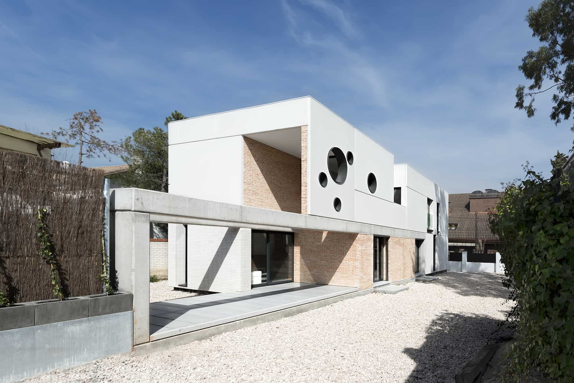 Vivienda_IA - hormigón arquitectónico - LANDINEZ+REY | equipo L2G arquitectos, slp [ eL2Gaa ]
