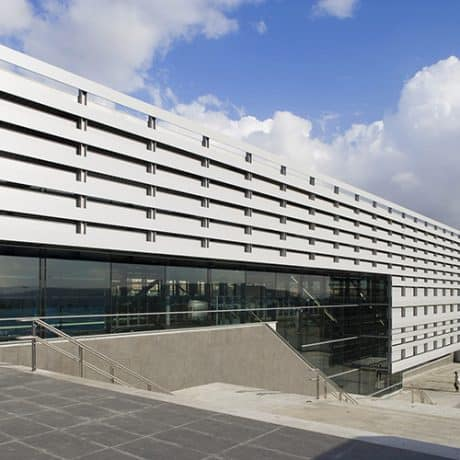 Estación Rivas Futura - LANDINEZ+REY | equipo L2G arquitectos, slp [ eL2Gaa ]