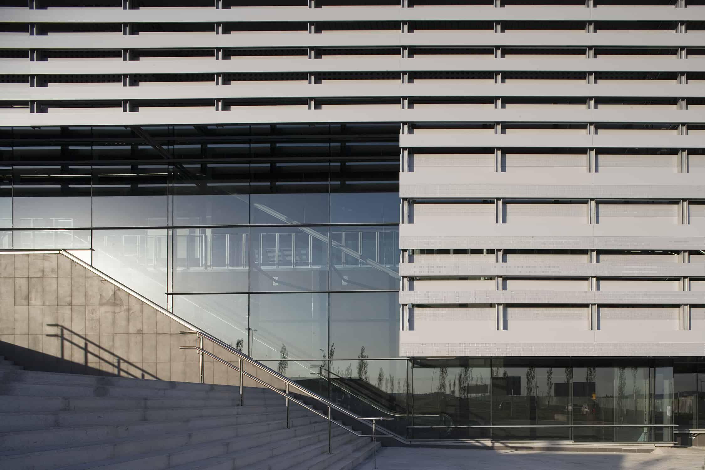 arquitectura transporte - Estación METRO de MADRID_LGV+LANDINEZ+REY   equipo L2G arquitectos, slp [eL2Gaa ] - arquitectura del transporte