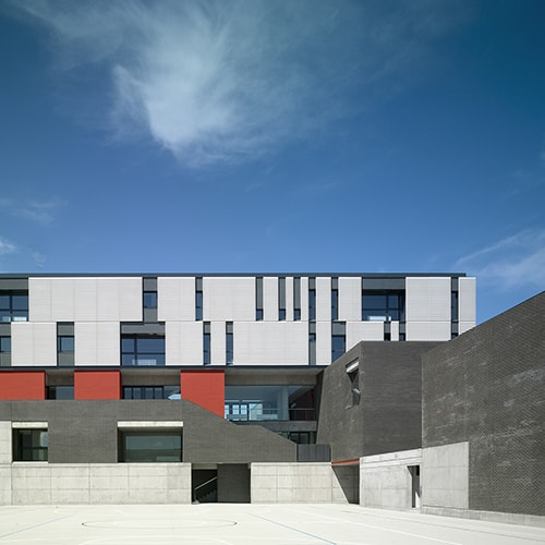 IES PLASENCIA - arquitectura extremadura - LANDINEZ+REY | equipo L2G arquitectos, slp [ eL2Gaa ]