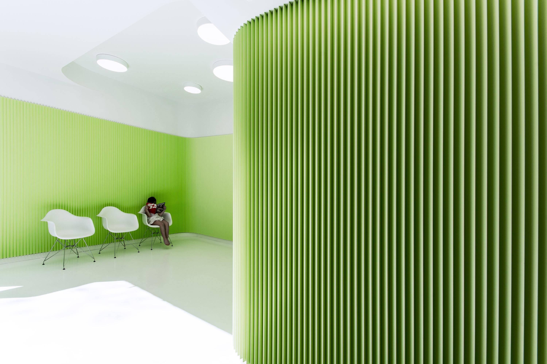 LANDÍNEZ+REY arquitectos [eL2Gaa] clinica interiorismo retail